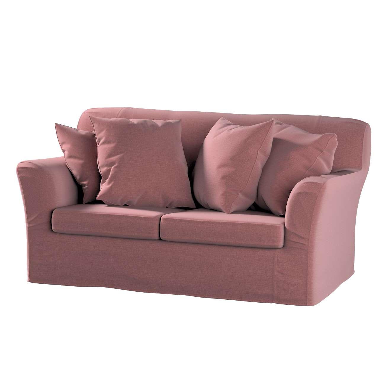 Pokrowiec na sofę Tomelilla 2-osobową nierozkładaną w kolekcji Ingrid, tkanina: 705-38