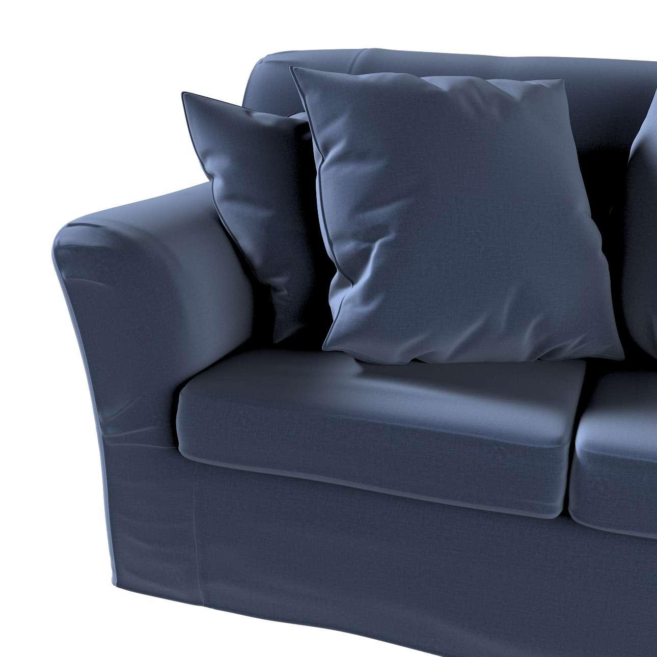 Pokrowiec na sofę Tomelilla 2-osobową nierozkładaną w kolekcji Ingrid, tkanina: 705-39