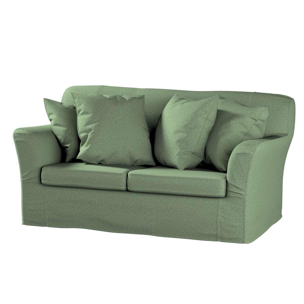 Pokrowiec na sofę Tomelilla 2-osobową nierozkładaną w kolekcji Amsterdam, tkanina: 704-44