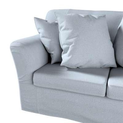 Pokrowiec na sofę Tomelilla 2-osobową nierozkładaną w kolekcji Amsterdam, tkanina: 704-46