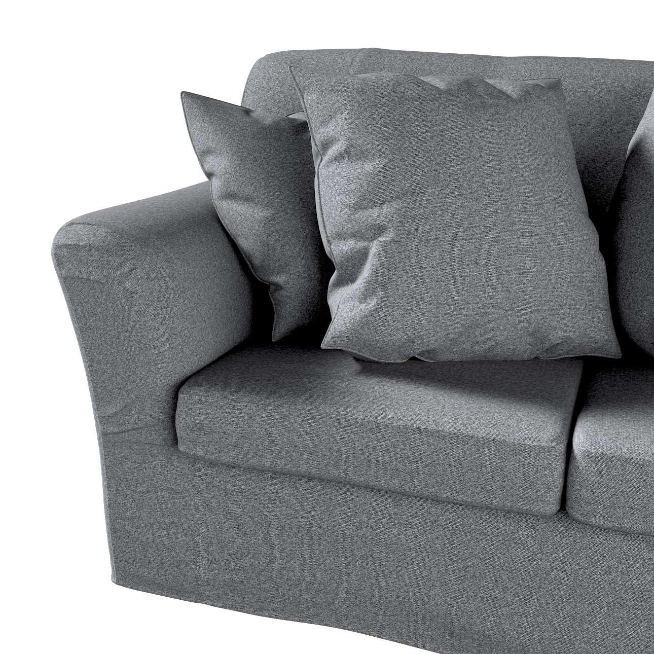 Pokrowiec na sofę Tomelilla 2-osobową nierozkładaną w kolekcji Amsterdam, tkanina: 704-47