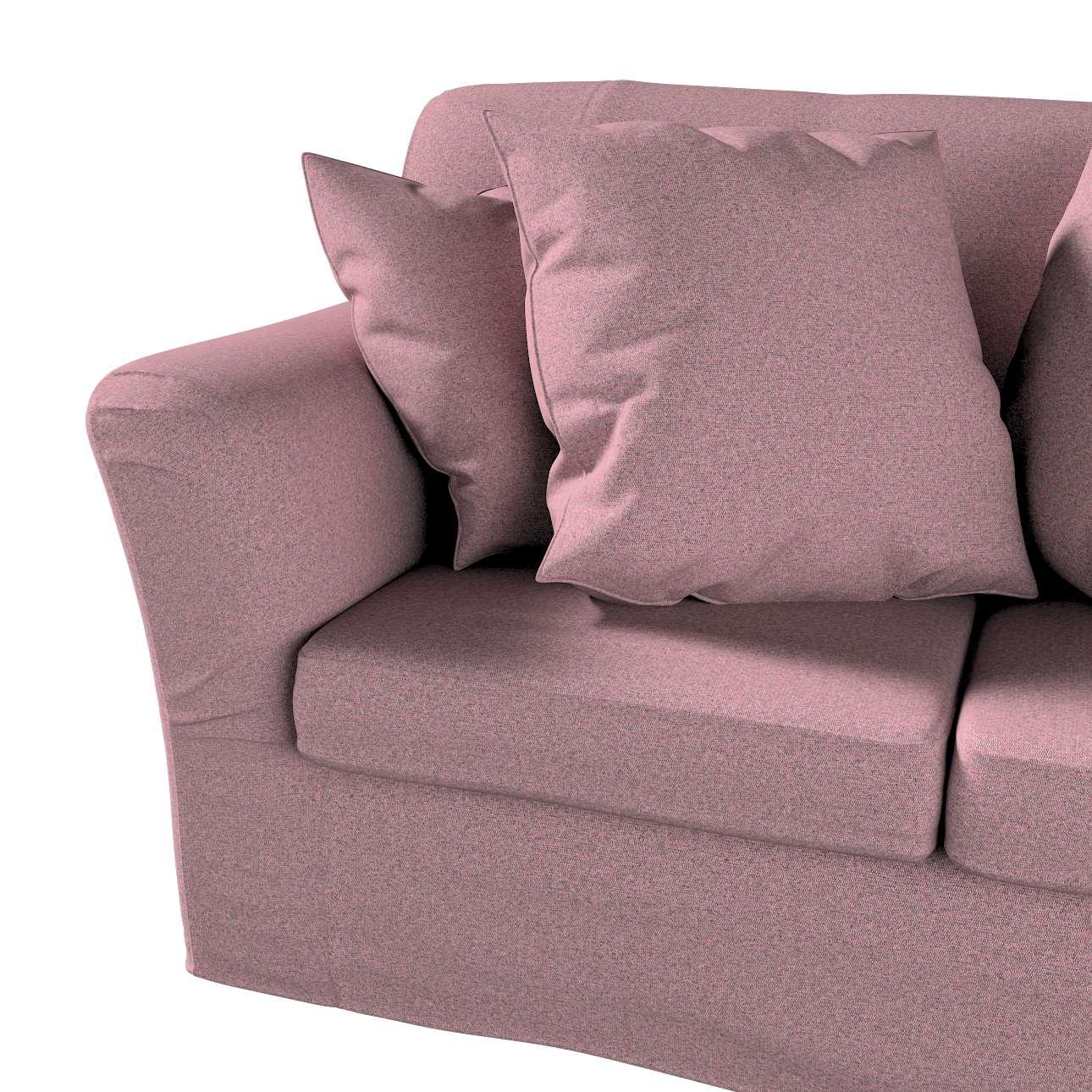 Pokrowiec na sofę Tomelilla 2-osobową nierozkładaną w kolekcji Amsterdam, tkanina: 704-48