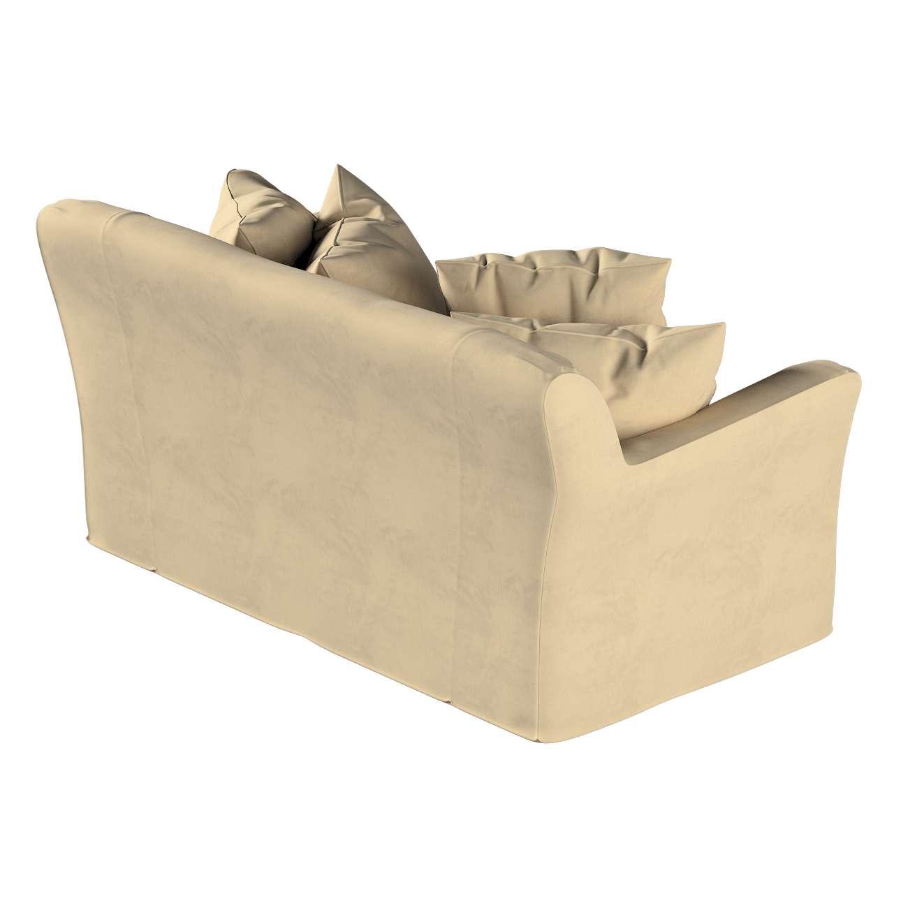 Pokrowiec na sofę Tomelilla 2-osobową nierozkładaną w kolekcji Living II, tkanina: 160-82