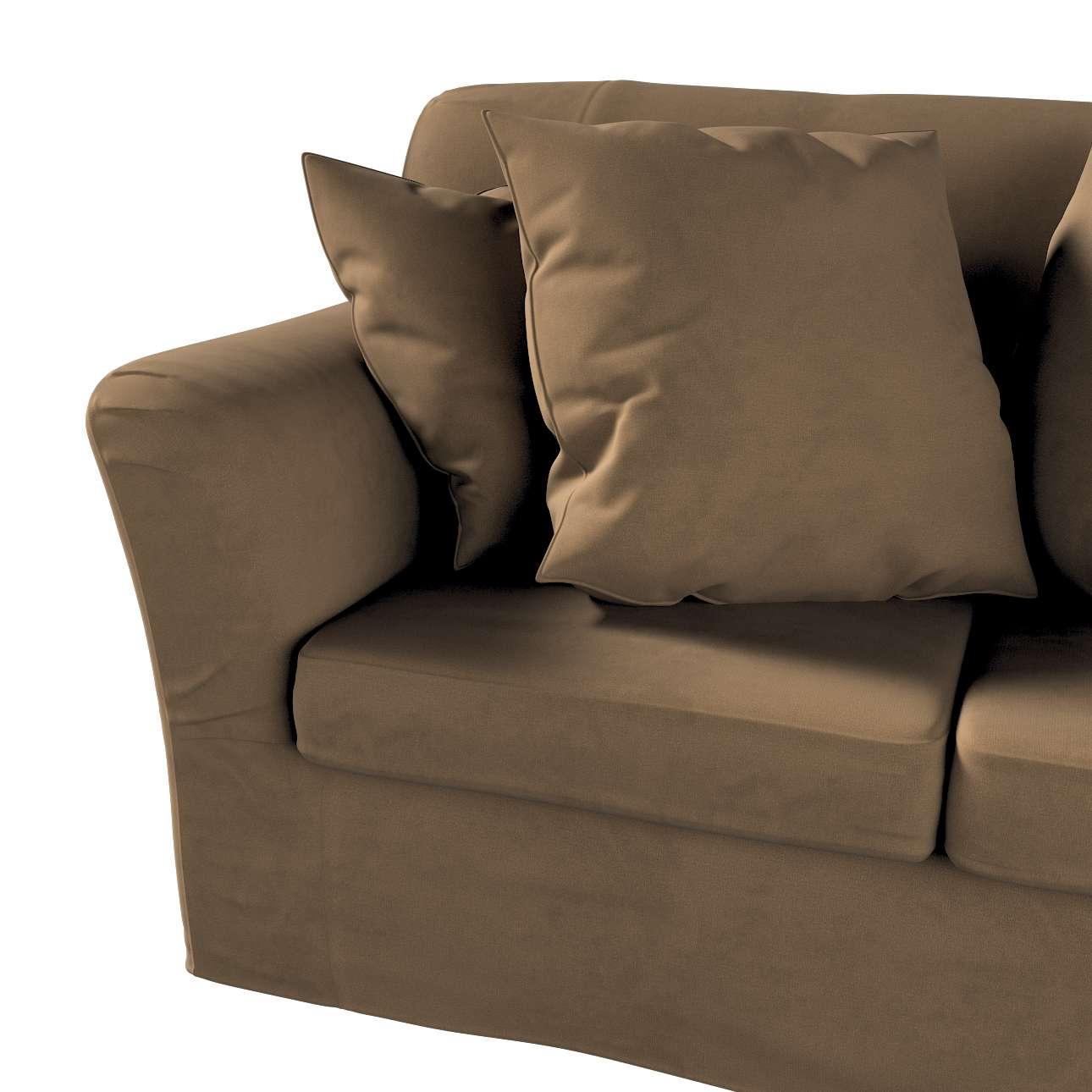 Pokrowiec na sofę Tomelilla 2-osobową nierozkładaną w kolekcji Living, tkanina: 160-94