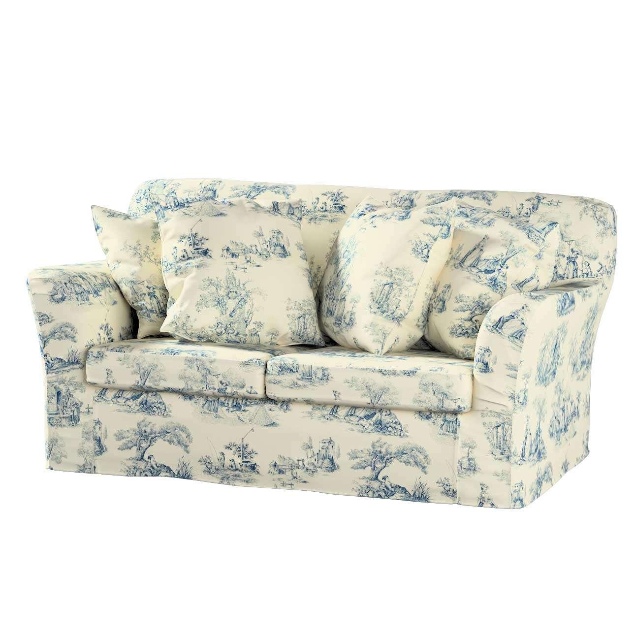 Tomelilla 2-Sitzer Sofabezug nicht ausklappbar Sofahusse, Tomelilla 2-Sitzer von der Kollektion Avinon, Stoff: 132-66