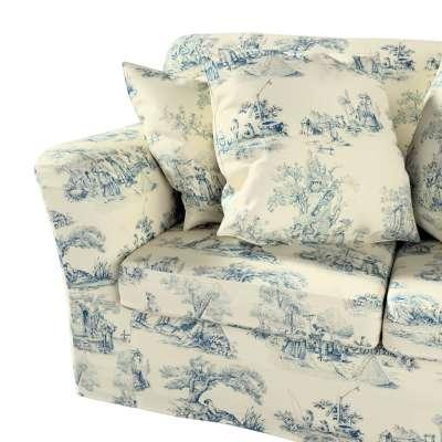 Pokrowiec na sofę Tomelilla 2-osobową nierozkładaną w kolekcji Avinon, tkanina: 132-66