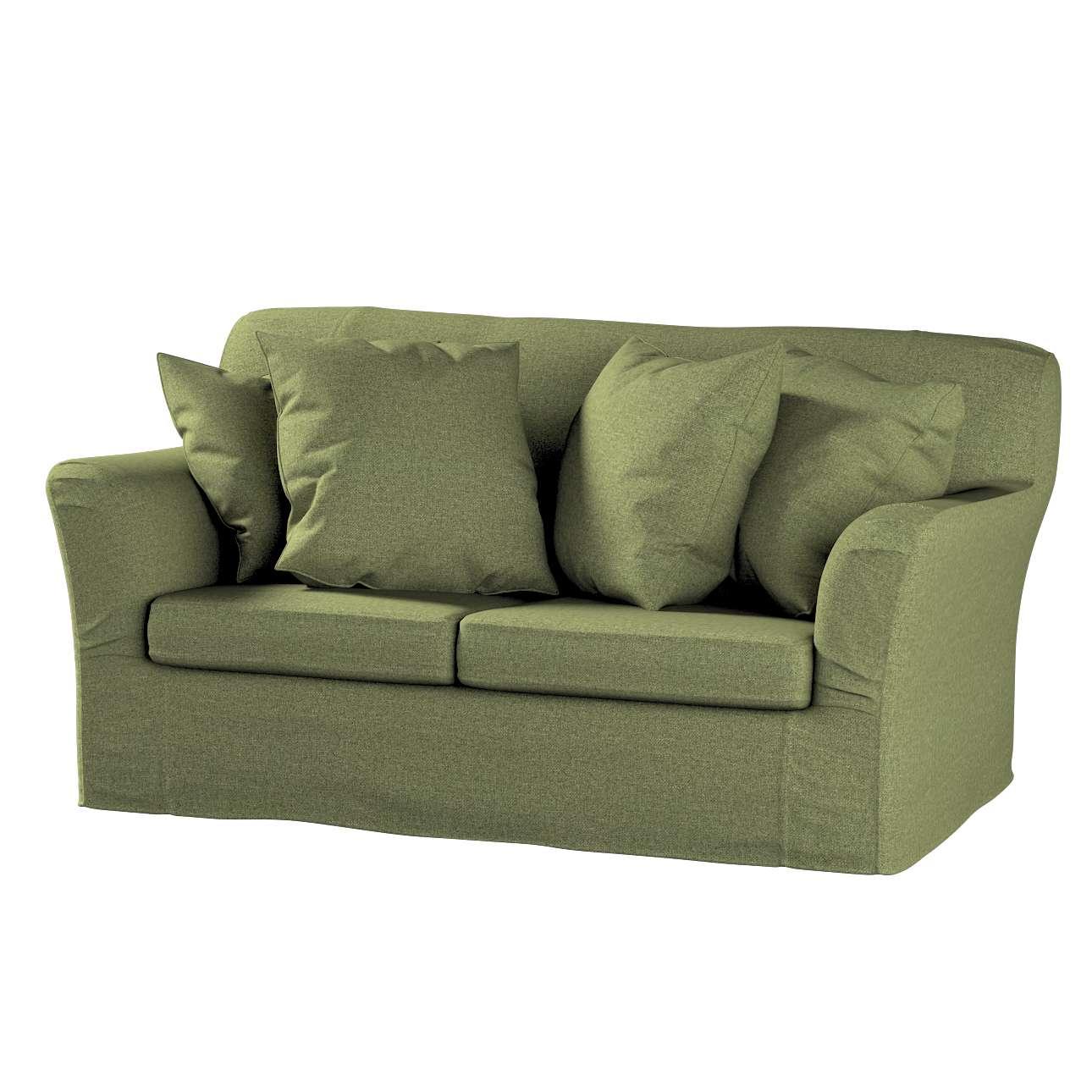 Pokrowiec na sofę Tomelilla 2-osobową nierozkładaną w kolekcji Madrid, tkanina: 161-22