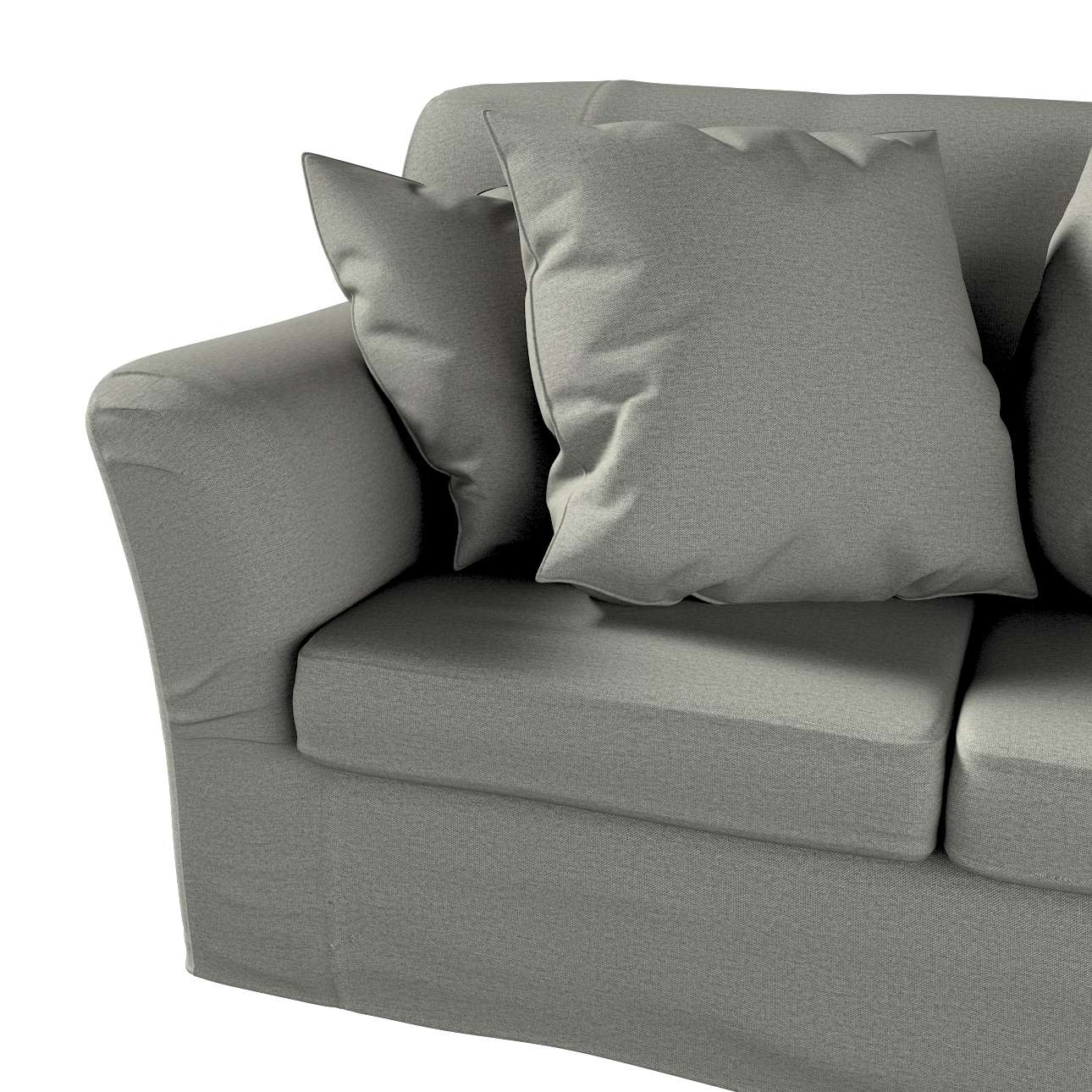 Pokrowiec na sofę Tomelilla 2-osobową nierozkładaną w kolekcji Etna, tkanina: 161-25