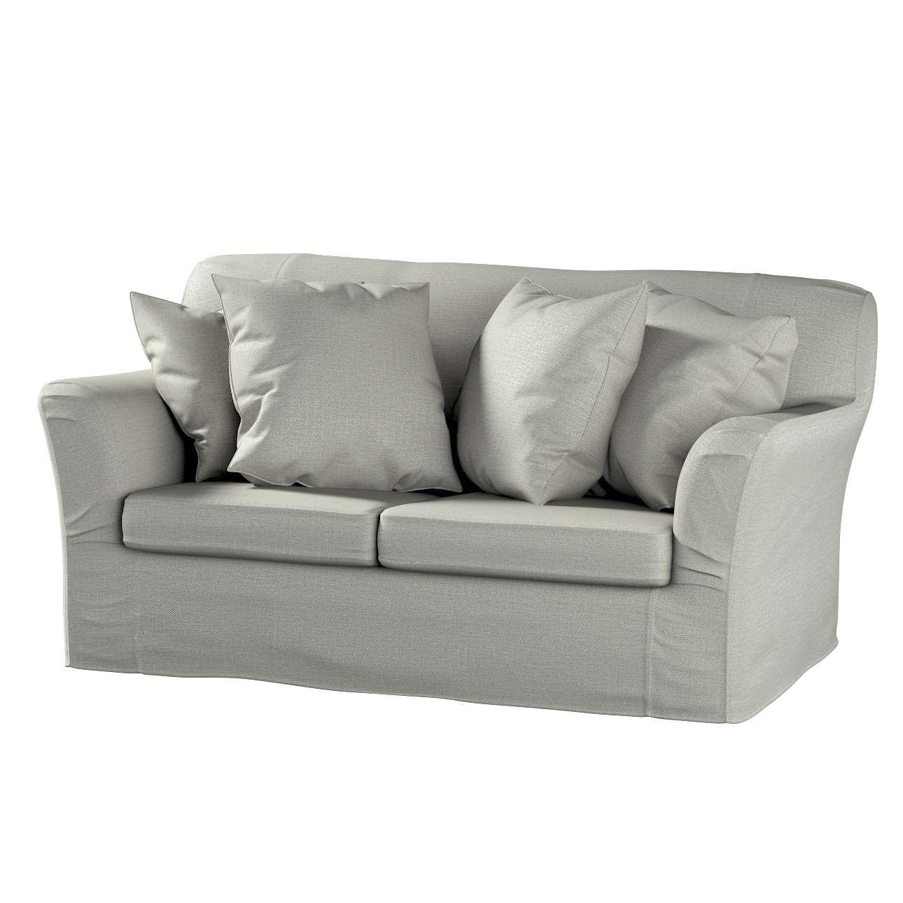 Pokrowiec na sofę Tomelilla 2-osobową nierozkładaną w kolekcji Bergen, tkanina: 161-83