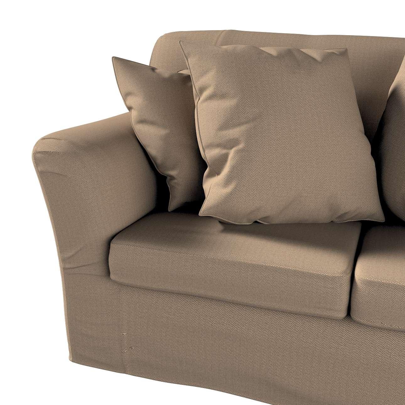 Pokrowiec na sofę Tomelilla 2-osobową nierozkładaną w kolekcji Bergen, tkanina: 161-85