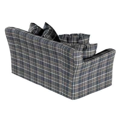 Pokrowiec na sofę Tomelilla 2-osobową nierozkładaną w kolekcji Edinburgh, tkanina: 703-16
