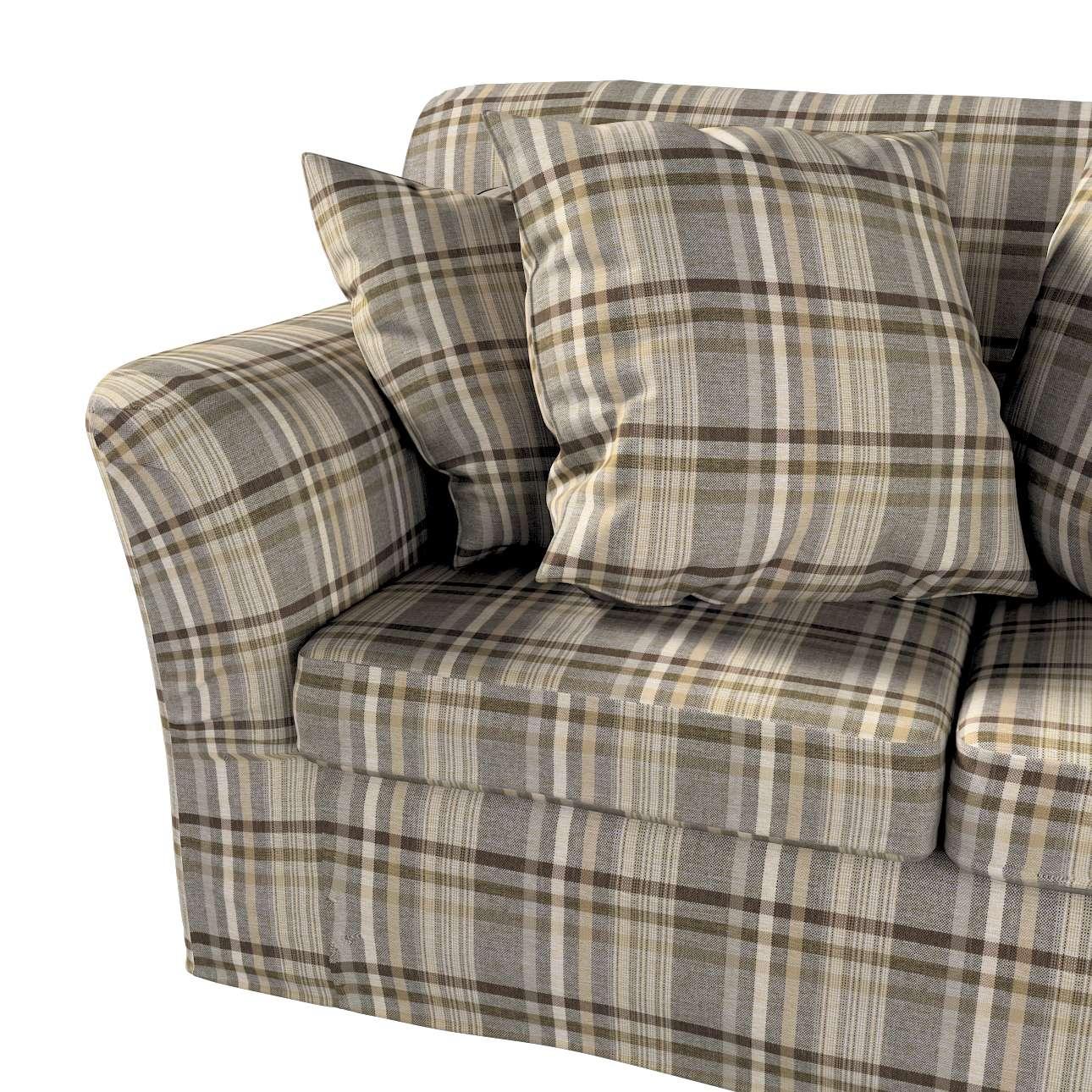 Pokrowiec na sofę Tomelilla 2-osobową nierozkładaną w kolekcji Edinburgh, tkanina: 703-17