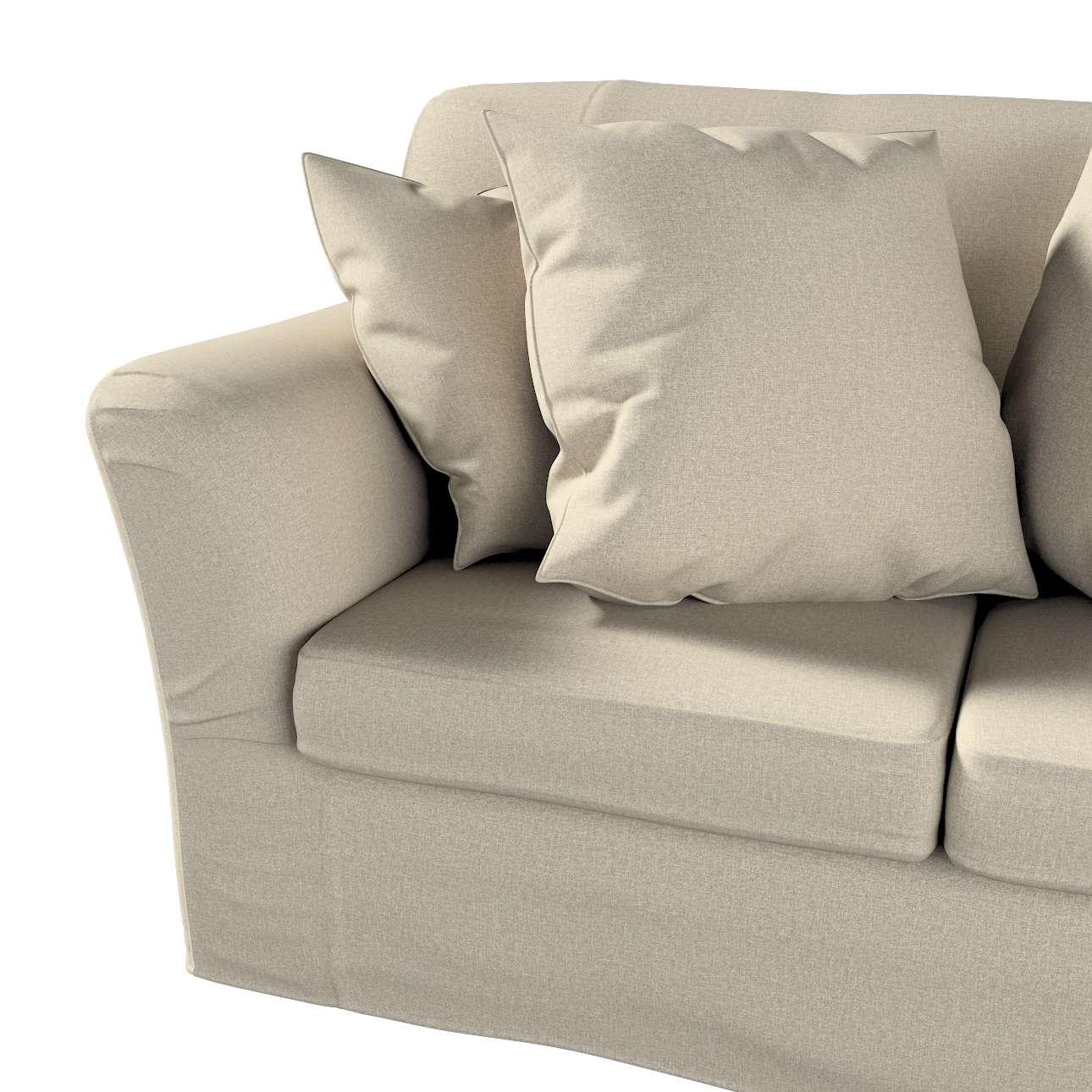 Pokrowiec na sofę Tomelilla 2-osobową nierozkładaną w kolekcji Amsterdam, tkanina: 704-52
