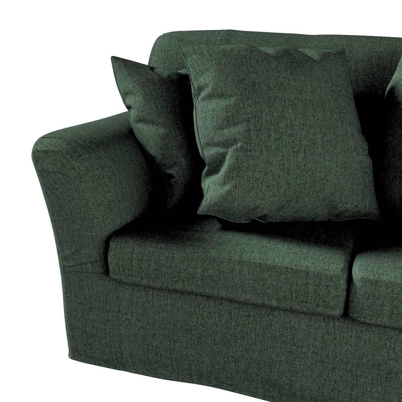 Pokrowiec na sofę Tomelilla 2-osobową nierozkładaną w kolekcji City, tkanina: 704-81
