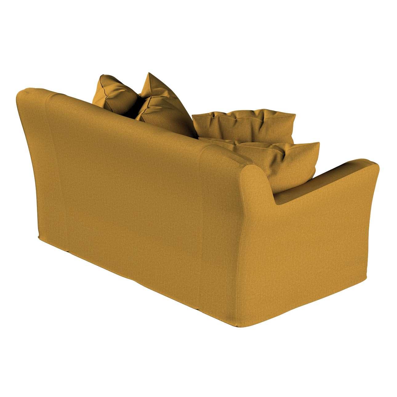 Pokrowiec na sofę Tomelilla 2-osobową nierozkładaną w kolekcji City, tkanina: 704-82