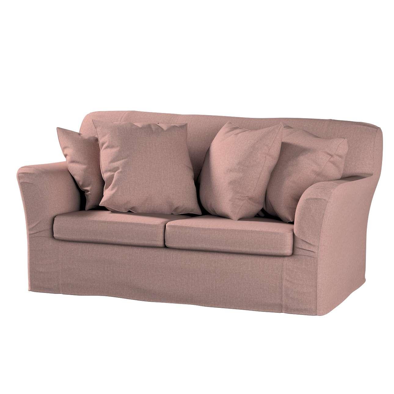 Pokrowiec na sofę Tomelilla 2-osobową nierozkładaną w kolekcji City, tkanina: 704-83
