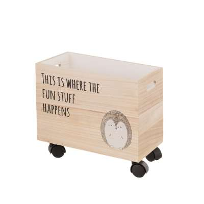Úložný box Hedgehog 36x21x24cm Dekorácie do detskej izby - Dekoria.sk