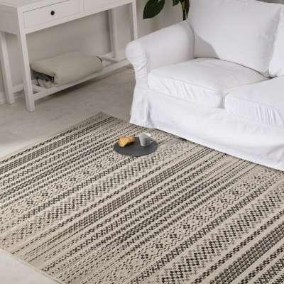Modern Etno wool/ black  160x230cm