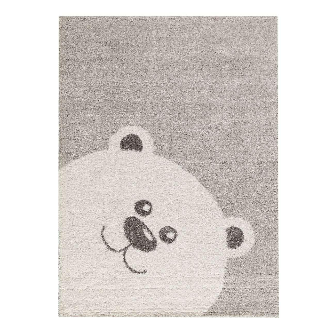 Kinderteppich mit Bärenmotiv