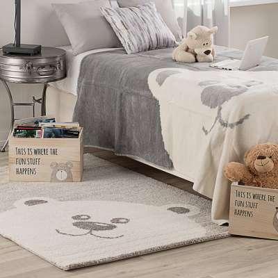 Dywan Teddy Bear 120x170cm lewy Dywany - Dekoria.pl