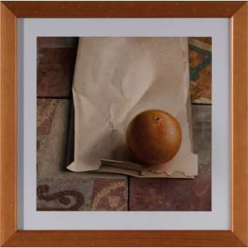 Obraz Orange 50x50cm