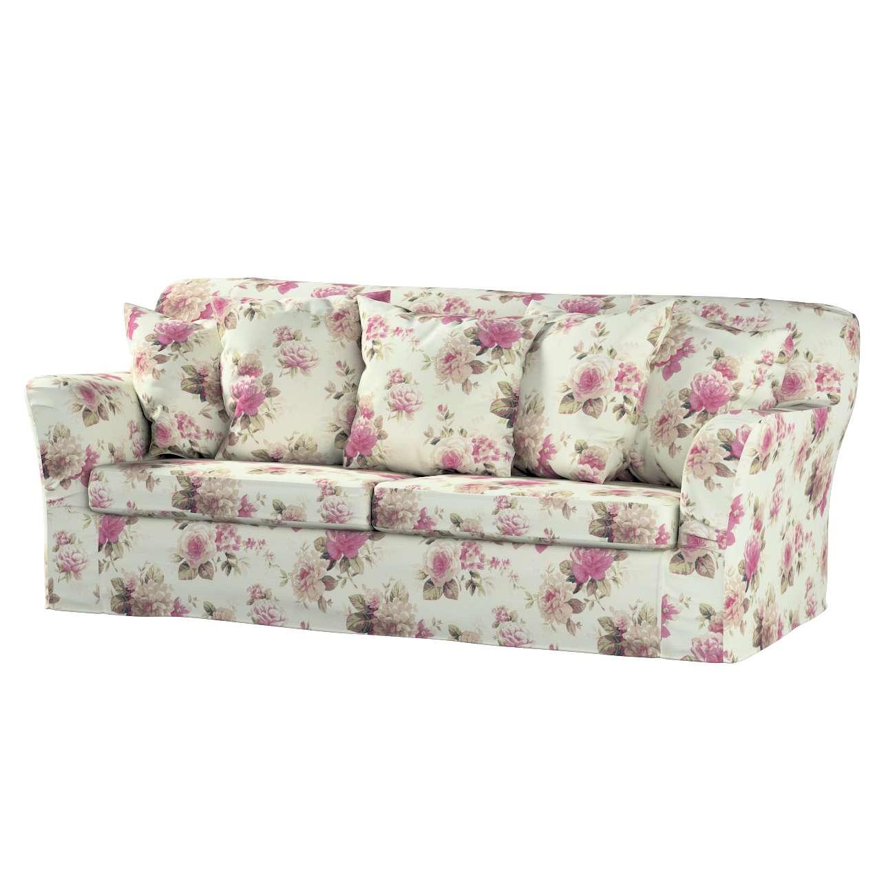 Pokrowiec na sofę Tomelilla 3-osobową rozkładaną Sofa Tomelilla rozkładana w kolekcji Mirella, tkanina: 141-07