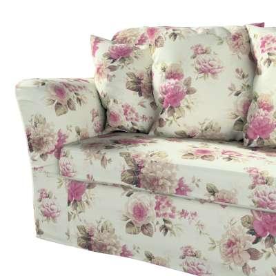 Pokrowiec na sofę Tomelilla 3-osobową rozkładaną w kolekcji Londres, tkanina: 141-07
