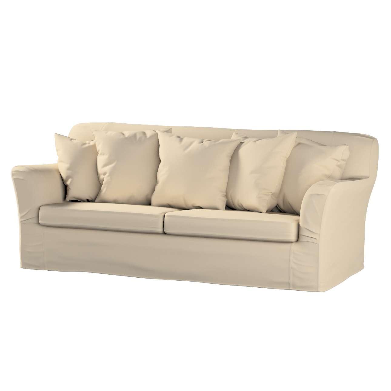 Pokrowiec na sofę Tomelilla 3-osobową rozkładaną Sofa Tomelilla rozkładana w kolekcji Cotton Panama, tkanina: 702-01