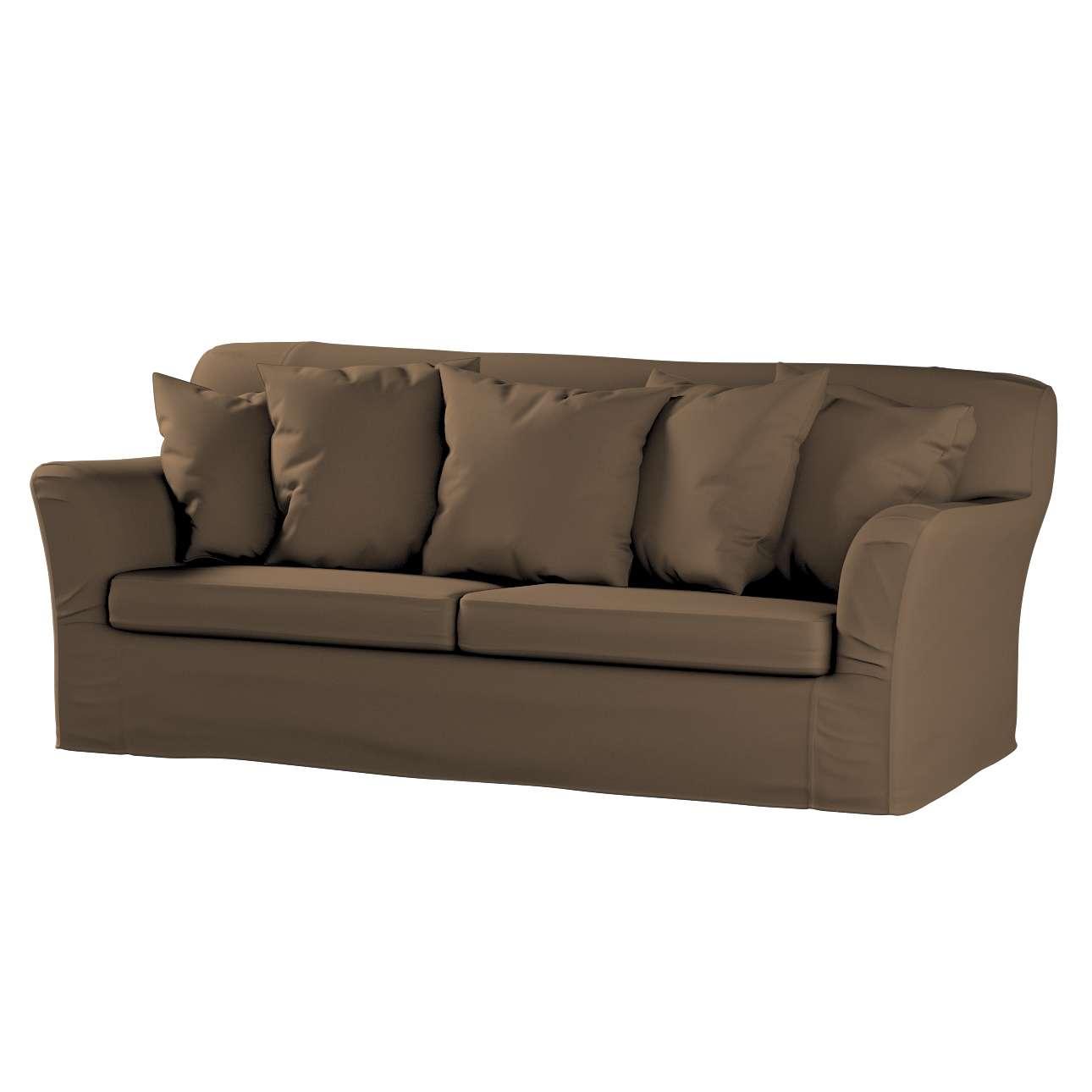 Pokrowiec na sofę Tomelilla 3-osobową rozkładaną Sofa Tomelilla rozkładana w kolekcji Cotton Panama, tkanina: 702-02