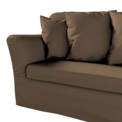 Pokrowiec na sofę Tomelilla 3-osobową rozkładaną w kolekcji Cotton Panama, tkanina: 702-02
