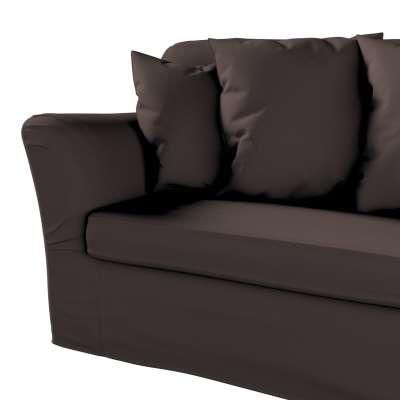Pokrowiec na sofę Tomelilla 3-osobową rozkładaną w kolekcji Cotton Panama, tkanina: 702-03