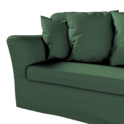 Pokrowiec na sofę Tomelilla 3-osobową rozkładaną w kolekcji Cotton Panama, tkanina: 702-06