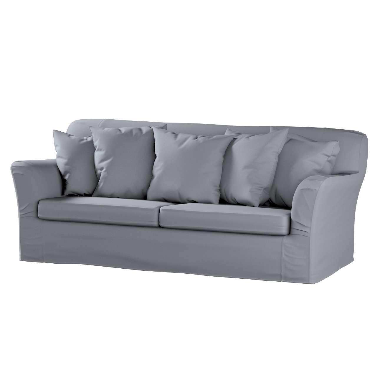 Pokrowiec na sofę Tomelilla 3-osobową rozkładaną Sofa Tomelilla rozkładana w kolekcji Cotton Panama, tkanina: 702-07