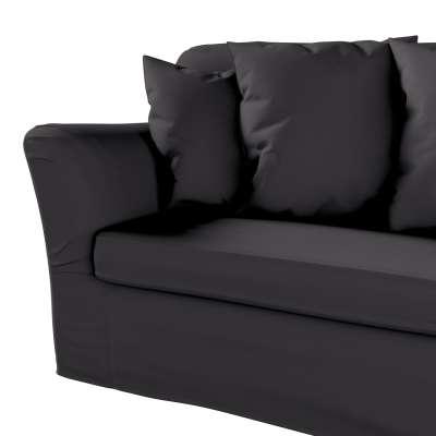Pokrowiec na sofę Tomelilla 3-osobową rozkładaną w kolekcji Cotton Panama, tkanina: 702-08