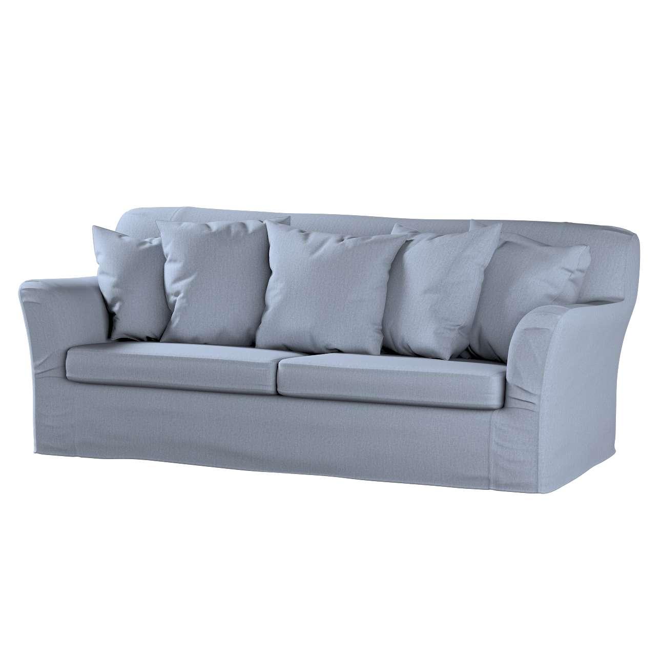 Blauwe Ikea Slaapbank.Ikea Zitbankhoes Overtrek Voor Tomelilla Slaapbank Zilver Blauw