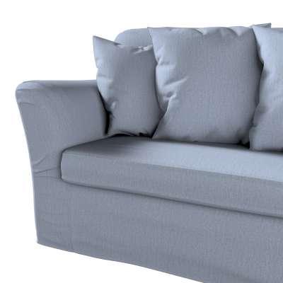 Pokrowiec na sofę Tomelilla 3-osobową rozkładaną w kolekcji Chenille, tkanina: 702-13
