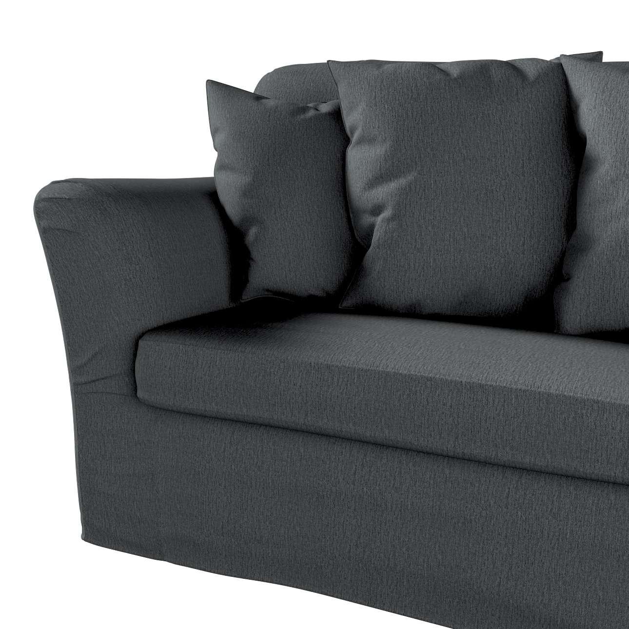 Pokrowiec na sofę Tomelilla 3-osobową rozkładaną w kolekcji Chenille, tkanina: 702-20