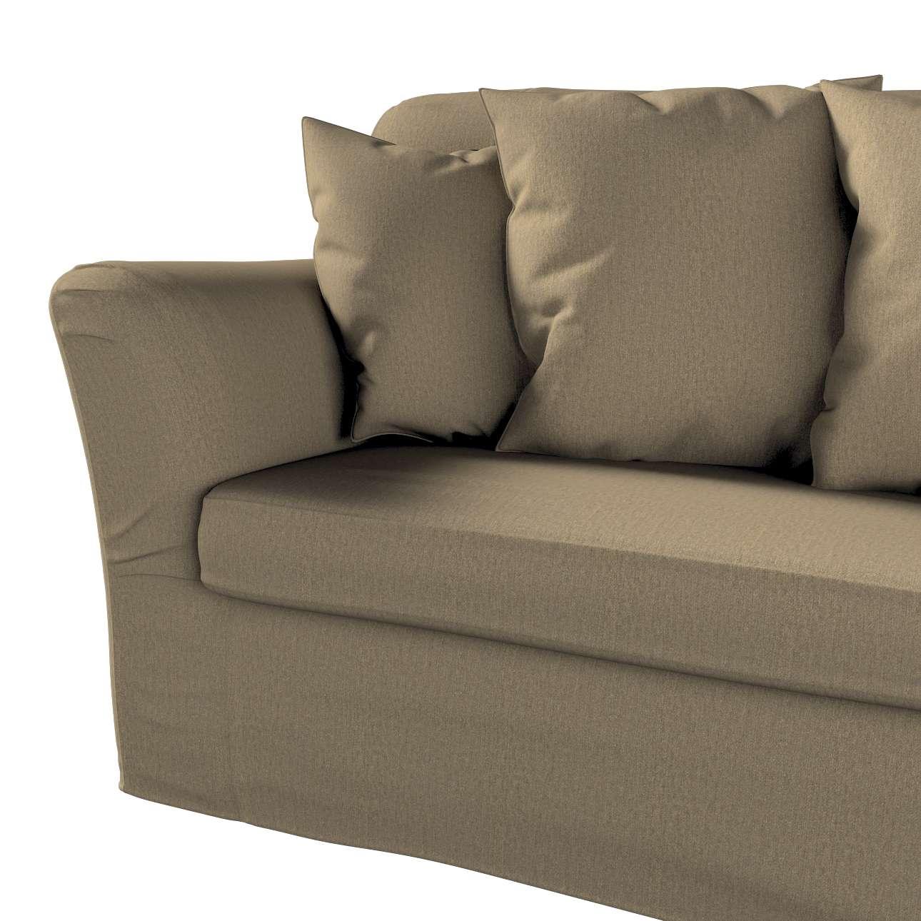 Pokrowiec na sofę Tomelilla 3-osobową rozkładaną w kolekcji Chenille, tkanina: 702-21