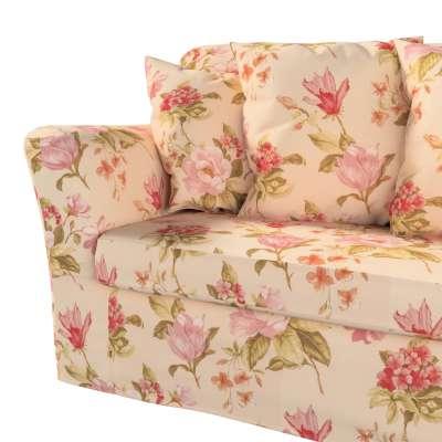 Pokrowiec na sofę Tomelilla 3-osobową rozkładaną w kolekcji Londres, tkanina: 123-05
