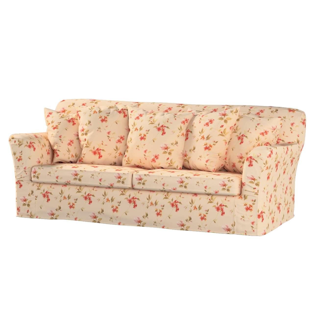 Pokrowiec na sofę Tomelilla rozkładaną Sofa Tomelilla rozkładana w kolekcji Londres, tkanina: 124-05