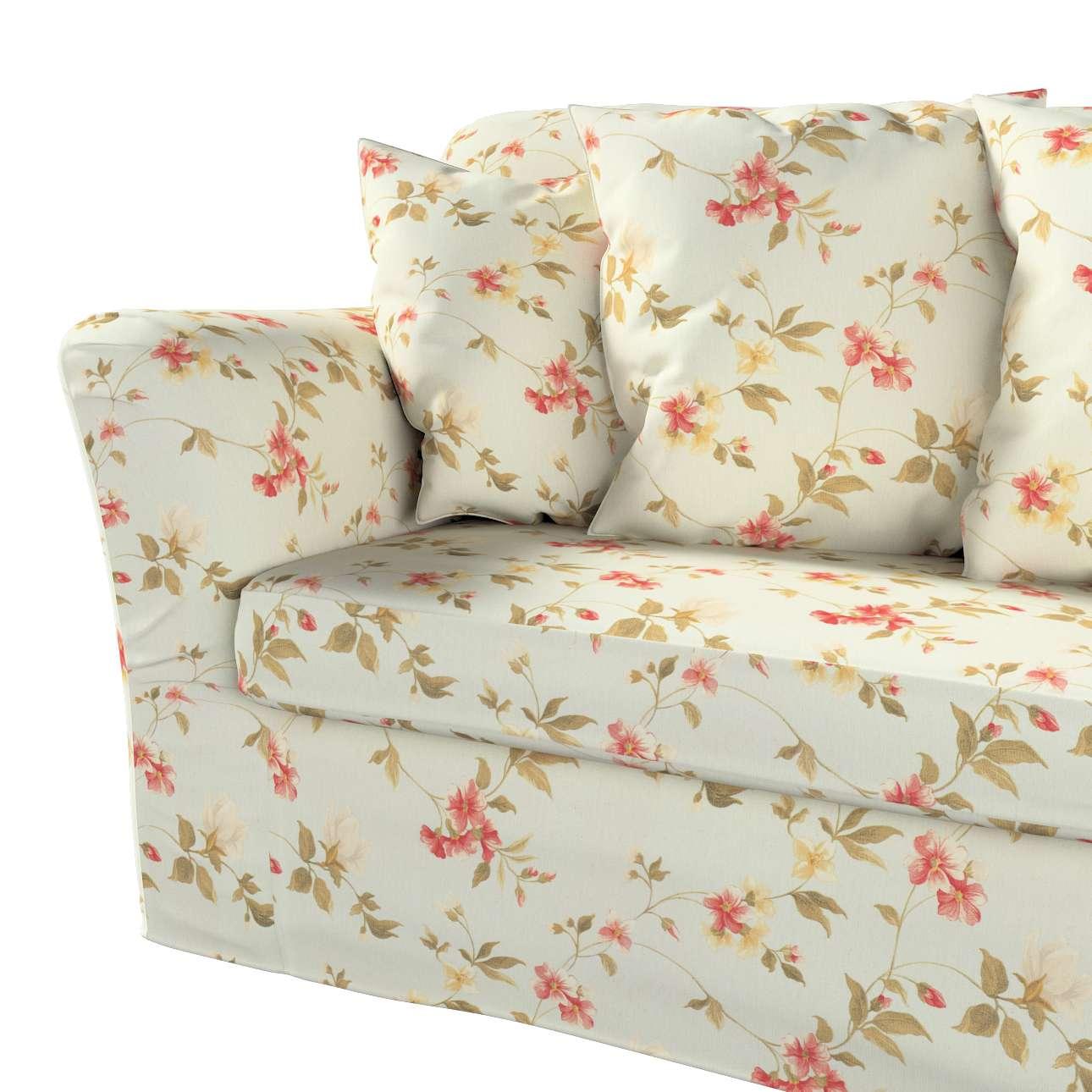 Pokrowiec na sofę Tomelilla 3-osobową rozkładaną w kolekcji Londres, tkanina: 124-65