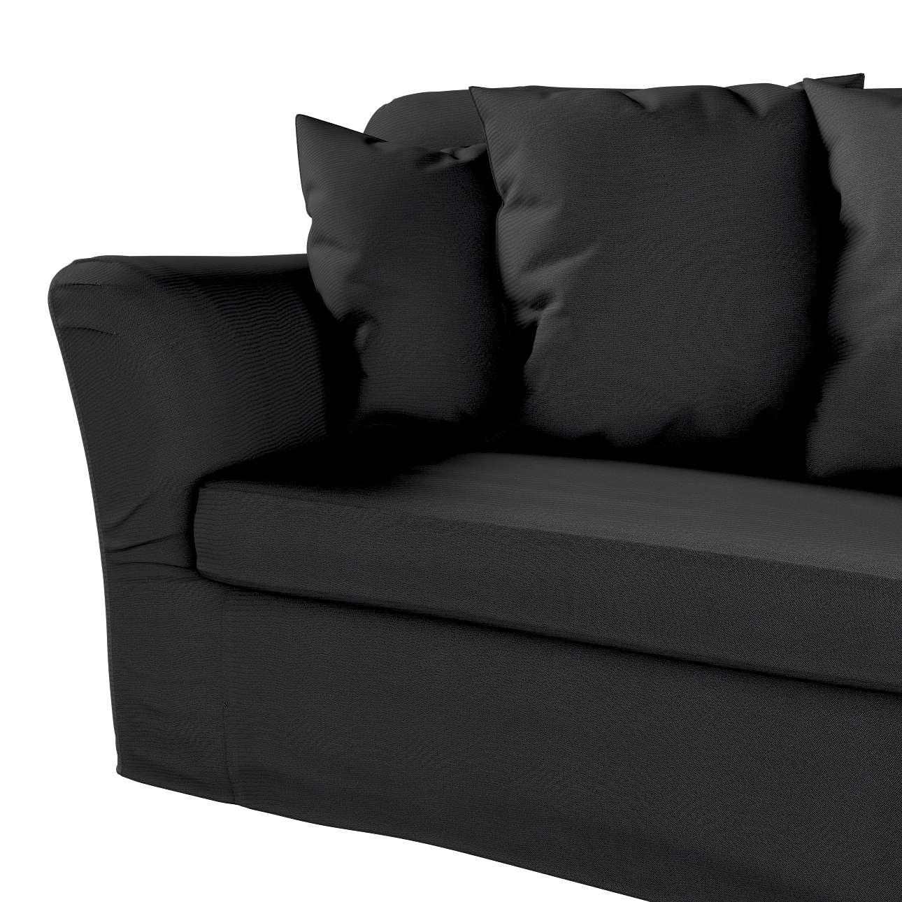 Pokrowiec na sofę Tomelilla 3-osobową rozkładaną w kolekcji Etna, tkanina: 705-00