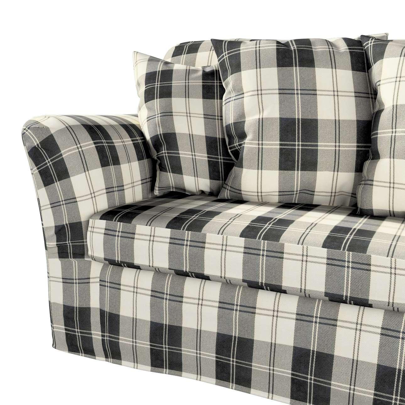 Pokrowiec na sofę Tomelilla 3-osobową rozkładaną w kolekcji Edinburgh, tkanina: 115-74