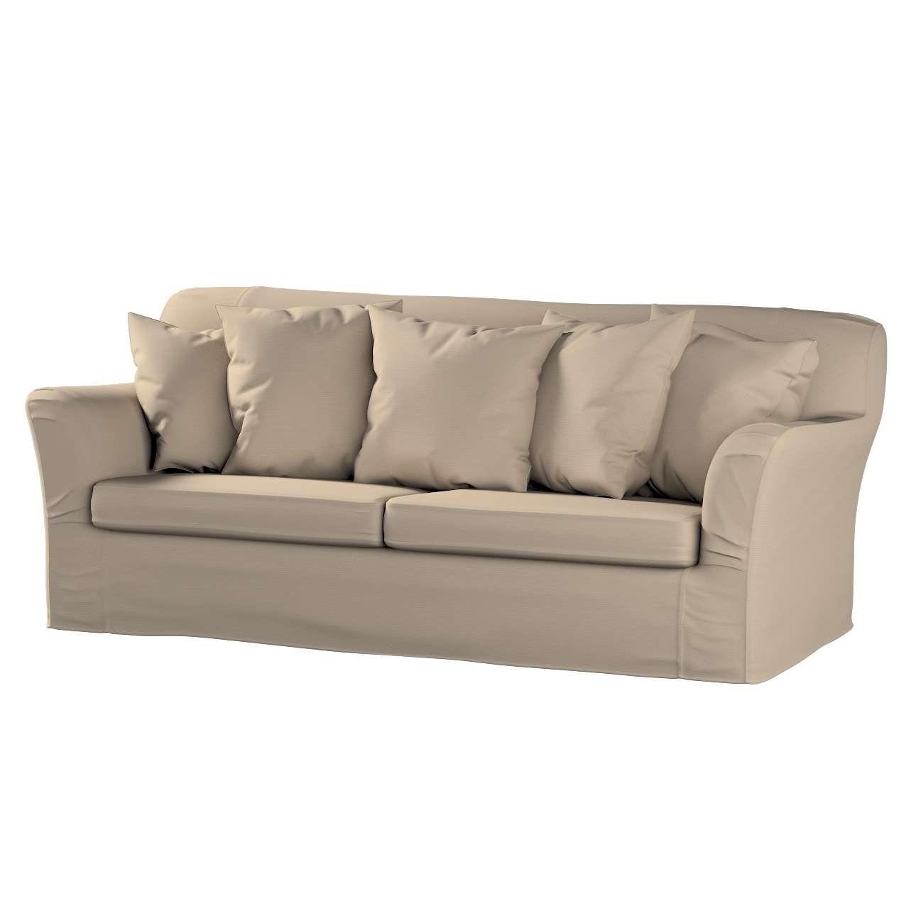 Pokrowiec na sofę Tomelilla 3-osobową rozkładaną Sofa Tomelilla rozkładana w kolekcji Cotton Panama, tkanina: 702-28