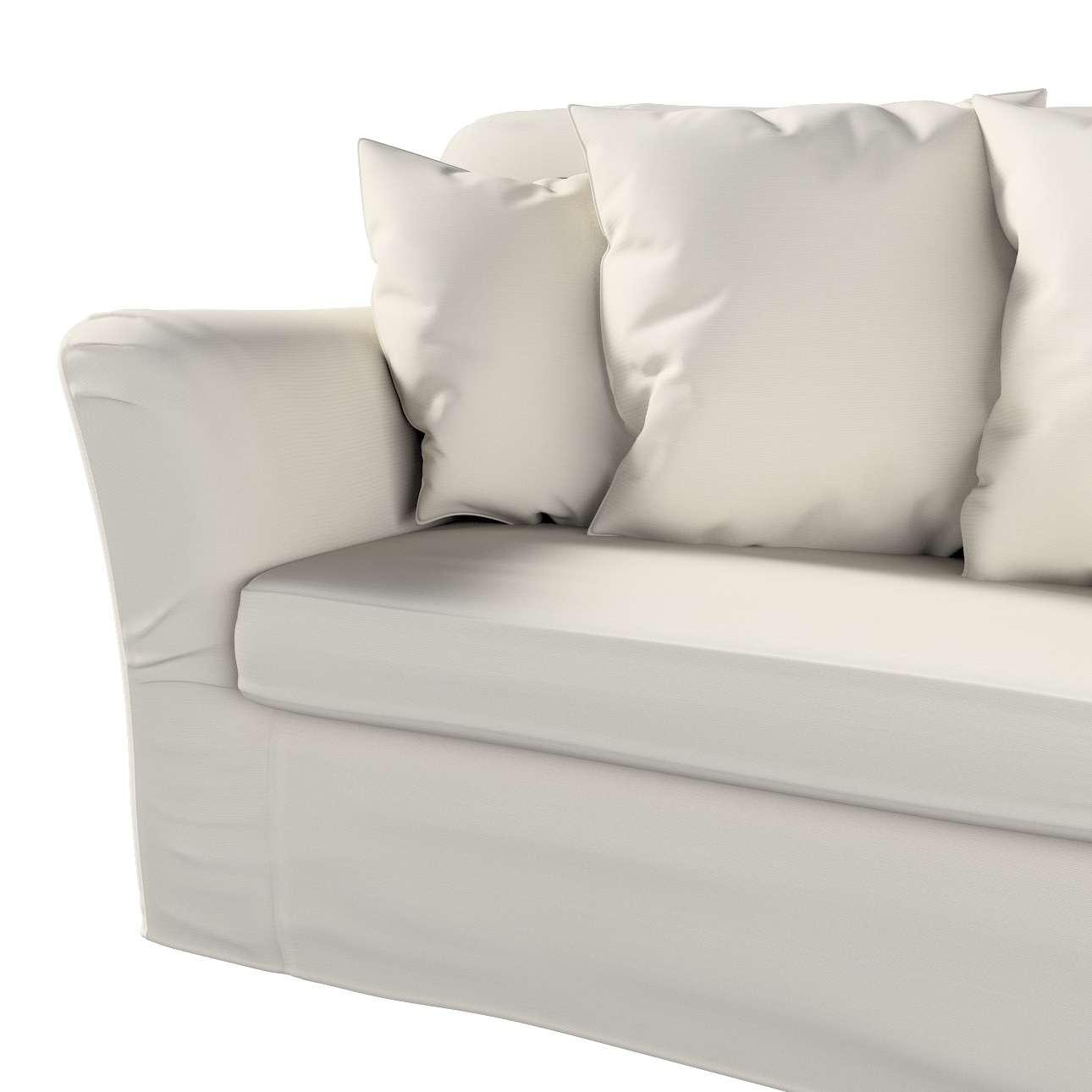 Pokrowiec na sofę Tomelilla 3-osobową rozkładaną w kolekcji Cotton Panama, tkanina: 702-31