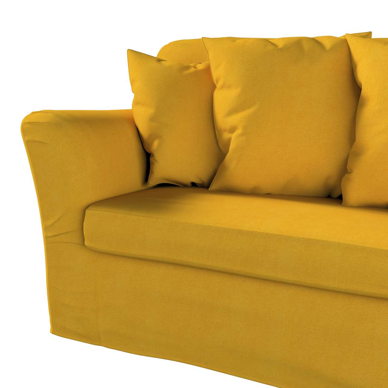 Pokrowiec na sofę Tomelilla 3-osobową rozkładaną w kolekcji Etna, tkanina: 705-04