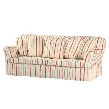 Pokrowiec na sofę Tomelilla 3-osobową rozkładaną w kolekcji Avinon, tkanina: 129-15