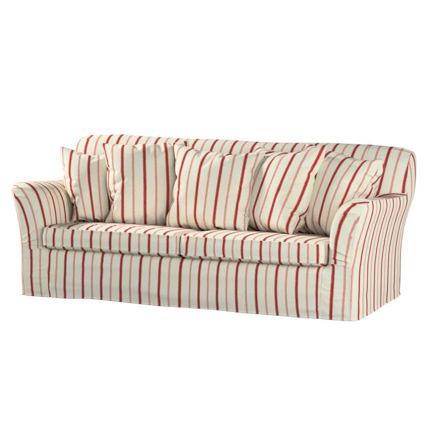 tomelilla schlafsofabezug normale gr e creme rot. Black Bedroom Furniture Sets. Home Design Ideas