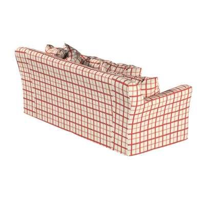 Tomelilla päällinen vuodesohva sis. 5 tyynynpäällistä