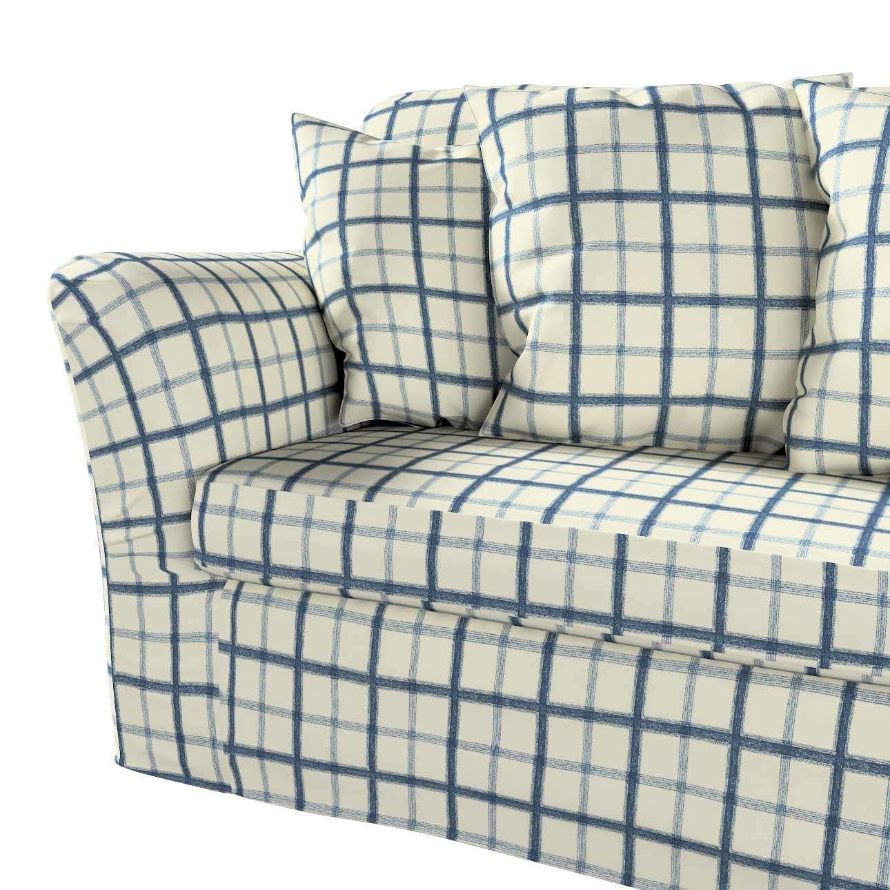 Pokrowiec na sofę Tomelilla 3-osobową rozkładaną w kolekcji Avinon, tkanina: 131-66